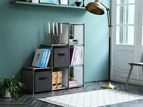 6-blocks shelves-Grey - JNY06GR