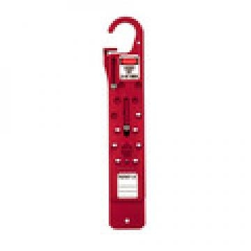 S440 - 12 HOLE LOCKOUT HASP