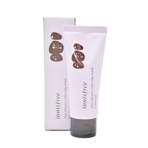MẶT NẠ ĐẤT SÉT INNISFREE JEJU VOLCANIC COLOR CLAY MASK CALMING