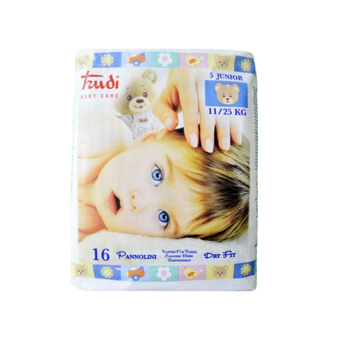 TÃ DÁN TRUDI BABY CARE DRY FIT 16