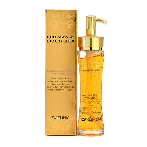 SERUM 3W CLINIC COLLAGEN & LUXURY GOLD