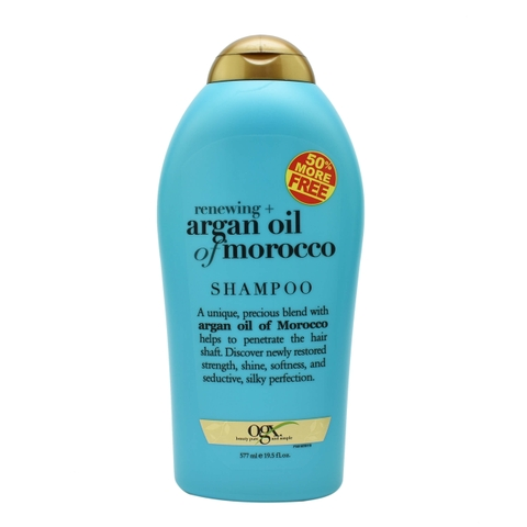 DẦU GỘI OGX RENEWING+ARGAN OIL OF MOROCCO 577ML