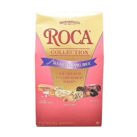 Socola Roca Collection Featuring Sea Salt Caramel