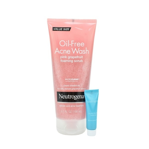 Sữa rửa mặt Neutrogena Oil-Free Acne Wash Pink Grapefruit CC Shop