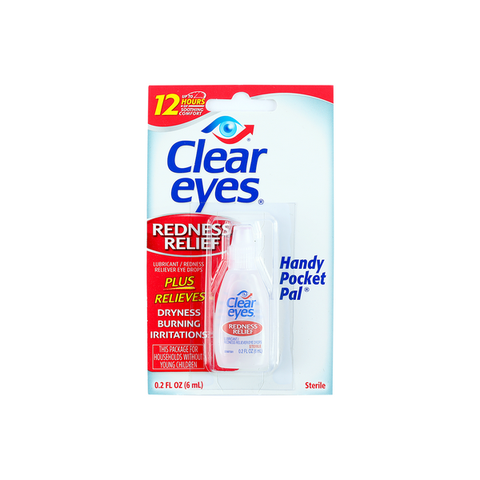 Thuốc Nhỏ Mắt Clear Eyes Redness Relief CC Shop