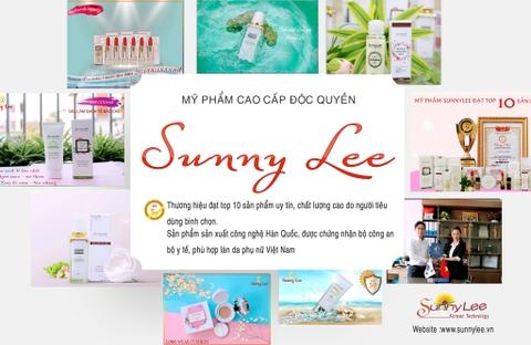 Tìm đại lý mỹ phẩm thiên nhiên Sunny Lee