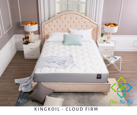 Đệm Lò Xo KingKoil Cloud Firm