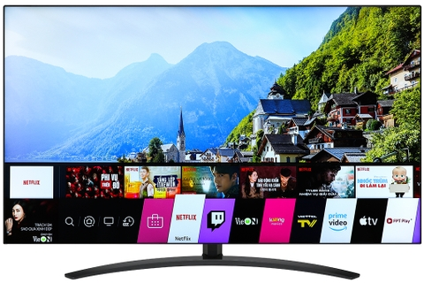 Smart Tivi NanoCell LG 4K 55 inch 55SM9000PTA Model 2019