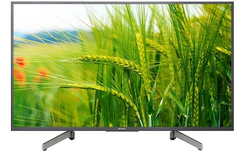 Android Tivi Sony 4K 43 inch KD-43X8000G Model 2019