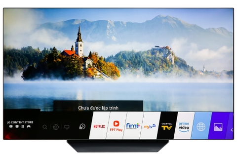 Smart Tivi OLED LG 4K 55 inch 55B9PTA Model 2019