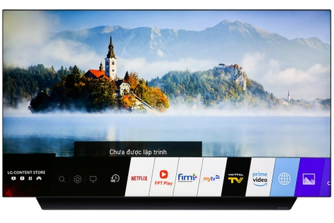 Smart Tivi OLED LG 4K 77 inch 77C9PTA  Model 2019