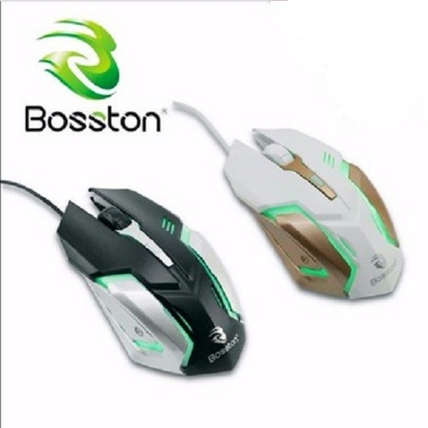 MOUSE BOSSTON M60 LED