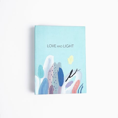 Sổ còng planner Love&Light Crabit