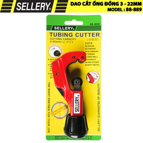 Dao Cắt Ống Đồng Sellery 88-889