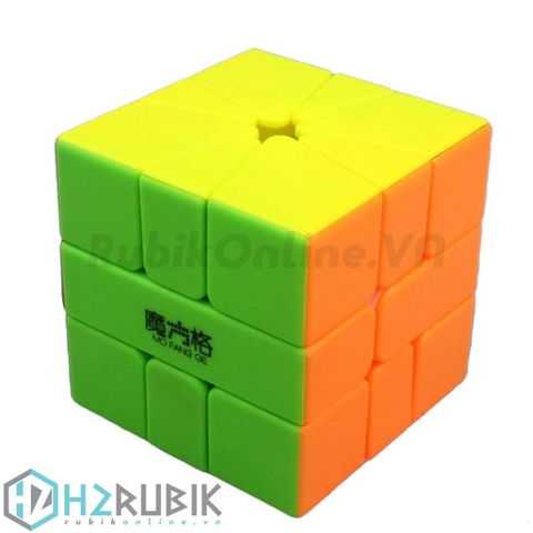 QiYi Square-1 Cube Stickerless