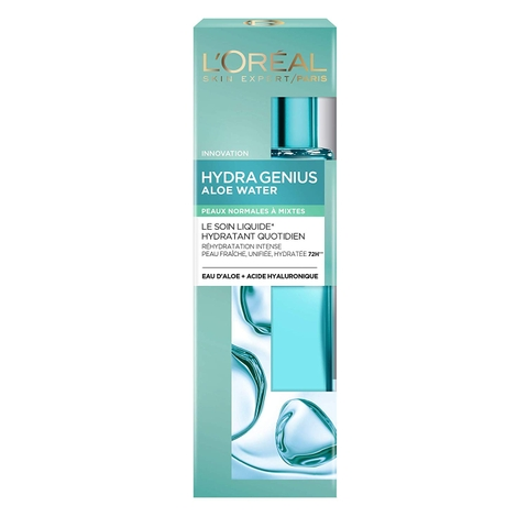 SERUM LOREAL SKIN EXPERT INNOVATION HYDRA GENIUS ALOE WATER 70 ML
