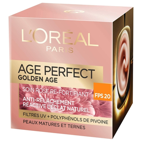 KEM LOREAL AGE PERFECT GOLDEN AGE FPS20