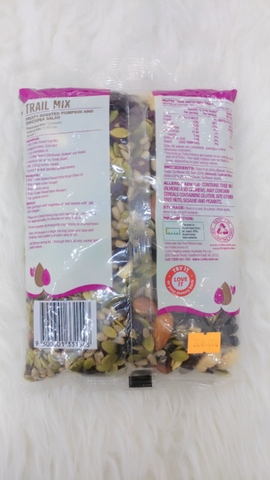 HẠT DINH DƯỠNG COLES MIXED NUTS DRY ROASTED