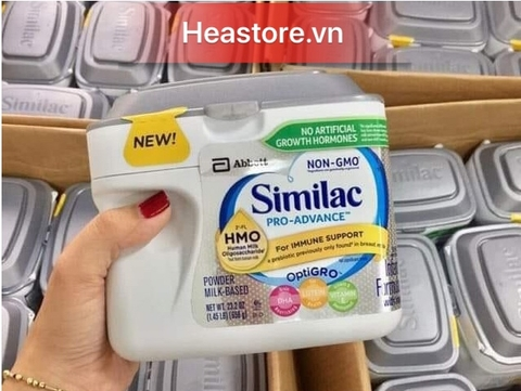 SỮA SIMILAC PRO-ADVANCE FOR IMMUNE SUPPORT 658 G
