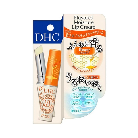DHC FLAVORED MOISTURE LIP CREAM VỊ HONEY
