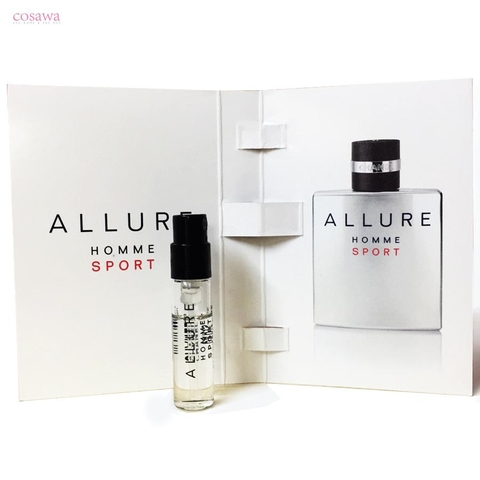 NƯỚC HOA TEST ALLURE HOME SPORT 1.5 ML