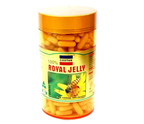 SỮA ONG CHÚA ROYAL JELLY 1450mg COSTAR