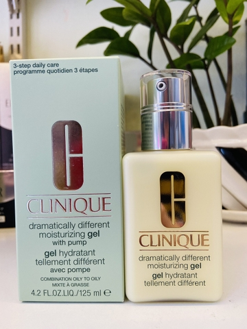 SERUM CLINIQUE DRAMATICALLY DIFFERENT MOISTURIZING GEl