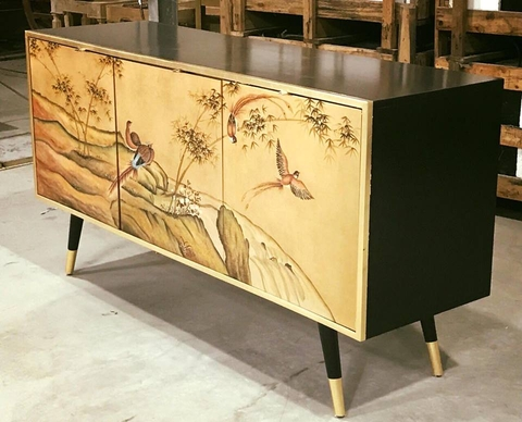 John Richard Bird Sideboard
