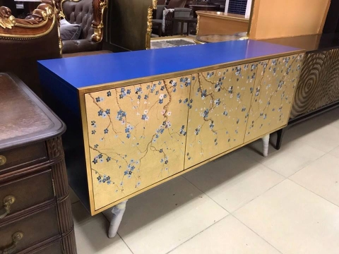 John Richard Canvas Sideboard