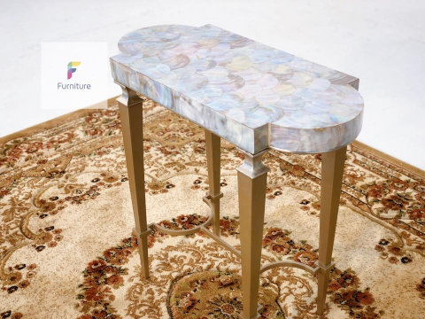 KELLY PEARL SIDE TABLE