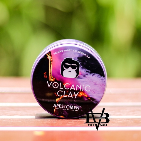 Sáp vuốt tóc Apestomen Volcanic Clay 80ml Singapore