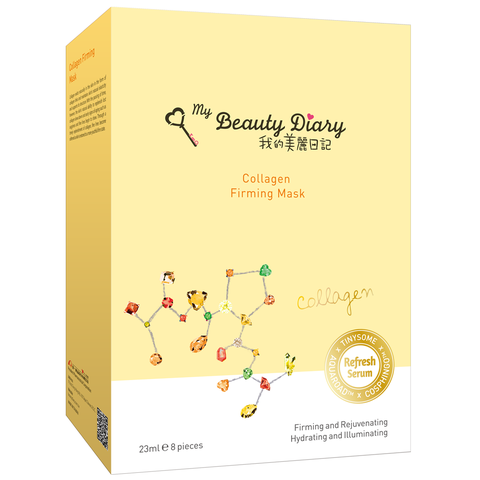 Mặt Nạ My Beauty Diary Cung Cấp Collagen Firming Mask