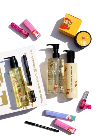 Dầu Tẩy Trang Shu Uemura Super Mario Bros Ultime8 Sublime Beauty Cleansing Oil 150ml