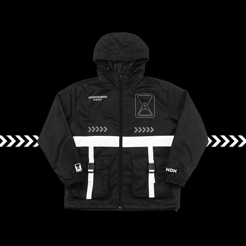 LINE WINDBREAKER JACKET