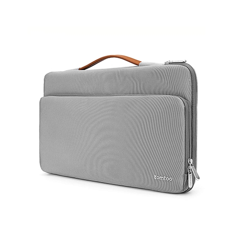 Túi xách chống sốc TOMTOC Briefcase 13 inch Gray - NEW (A14-B02G)