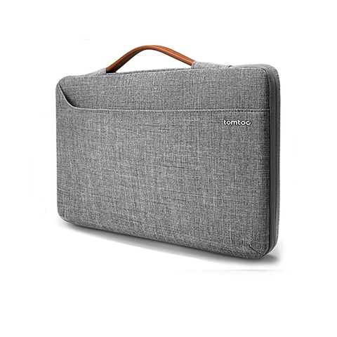 Túi chống sốc TOMTOC Spill-Resistant 13 inch Gray - NEW (A22-C02G01)