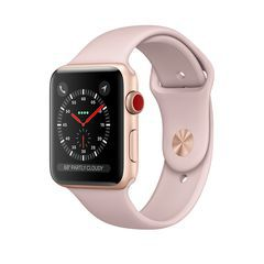 MQK32 - Apple Watch Series 3 Gold ( LTE ) 42Mm - Mới 100%