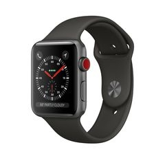 MR2Y2 -Apple Watch Series 3 Gray LTE 38Mm - Mới 100%