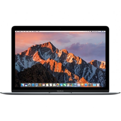 Macbook 12 inch 2017 - MNYF2 - Likewnew (Space Gray)