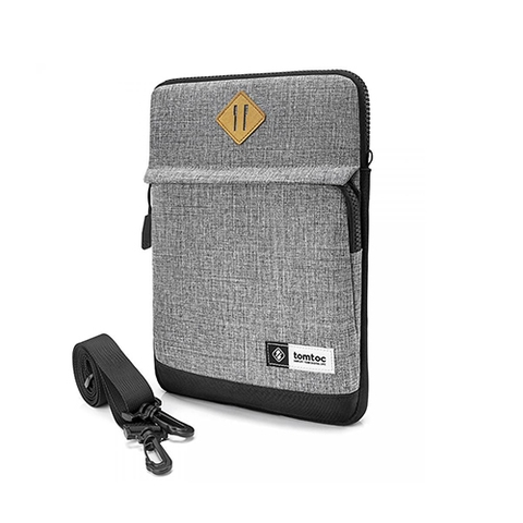 Túi Đeo Chéo TOMTOC Multi Function Shoulder For IPAD/TABLET GRAY – A20-C02G01