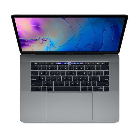 Macbook Pro 15 inch 2018 Gray (MR932) - Option i9 2.9/ 32G/ 1TB - Newseal