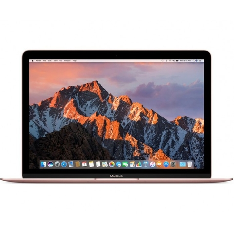 Macbook 12 inch 2017 - MNYM2 - Likenew (Rose Gold)