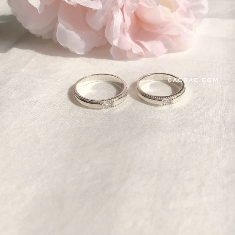Nhẫn đôi Volans Couple Rings (281)