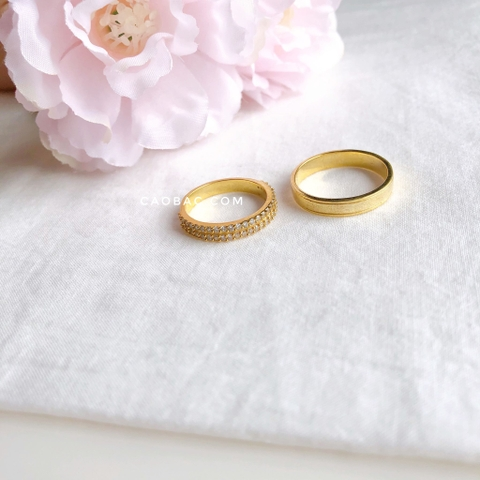 Happy Wedding Rings