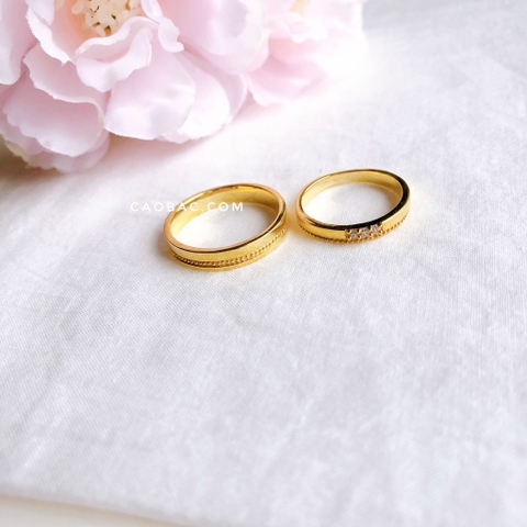 Jessi Wedding Rings
