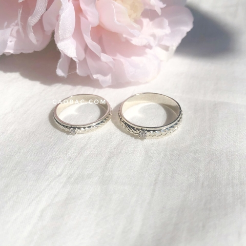 Rope Rings Couple (135)