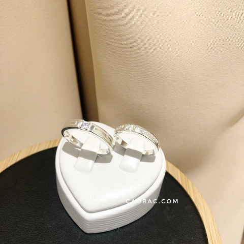 Nhẫn đôi Destiny Rings Couple (139)