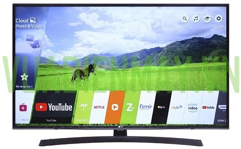 Smart Tivi LG 4K 55 inch 55UK7500PTA