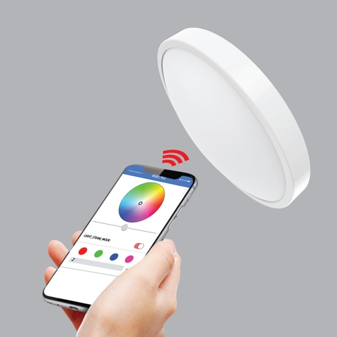 ĐÈN LED ỐP TRẦN SMART MPE CL30/SM