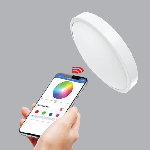 ĐÈN LED ỐP TRẦN SMART MPE CL20/SM